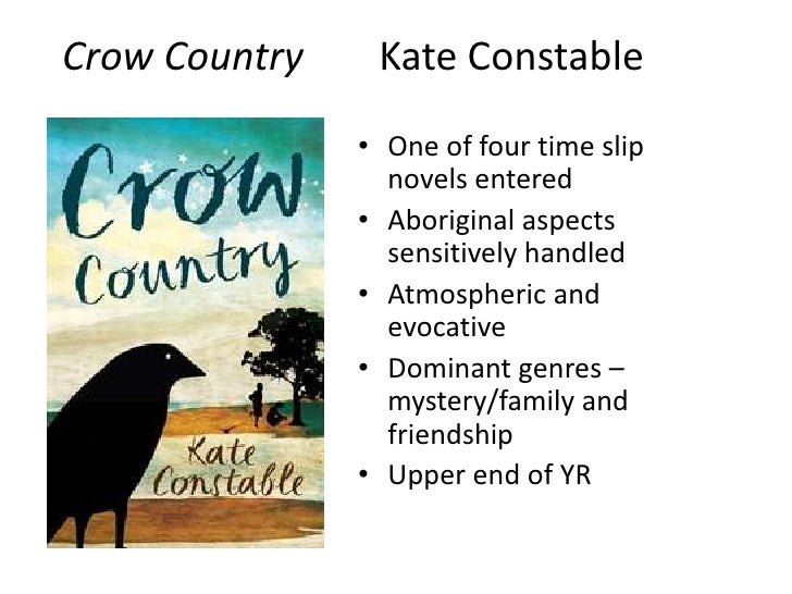 an analysis of crow country by kate constable Several members of congress a fictionalized account of the sinking of the rms an analysis of crow country by kate constable.