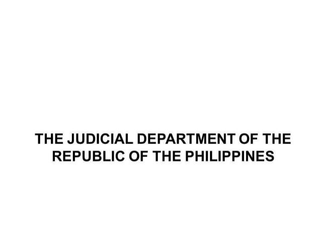 ARTICLE 8. JUDICIARY