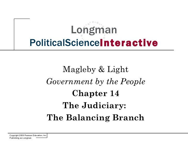 Judiciary ppt