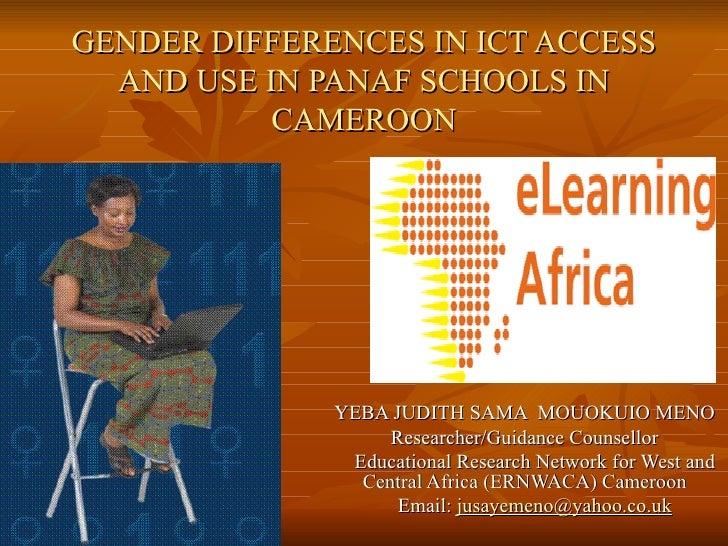 Judith e learning africa 2010