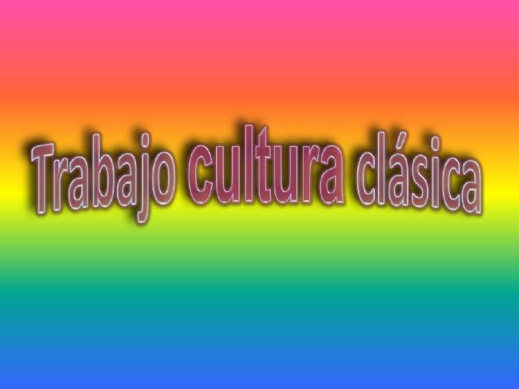 Cultura clásica Hesiodo