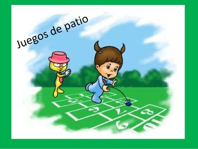 Compendio de juegos patio yahoo dating 8