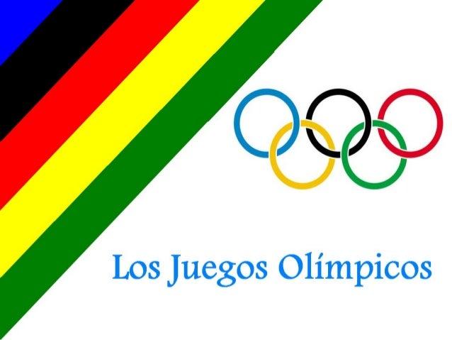 Los Juegos Olímpicos son celebraciones deportivas disputadas cada cuatro años en diferentes países. El comité olímpico int...