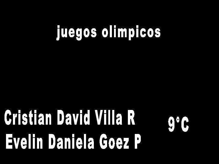 • Juegos Olímpicos Londres 2012• Los Juegos Olímpicos de Verano 2012, oficialmente conocidos  como los Juegos de la XXX Ol...