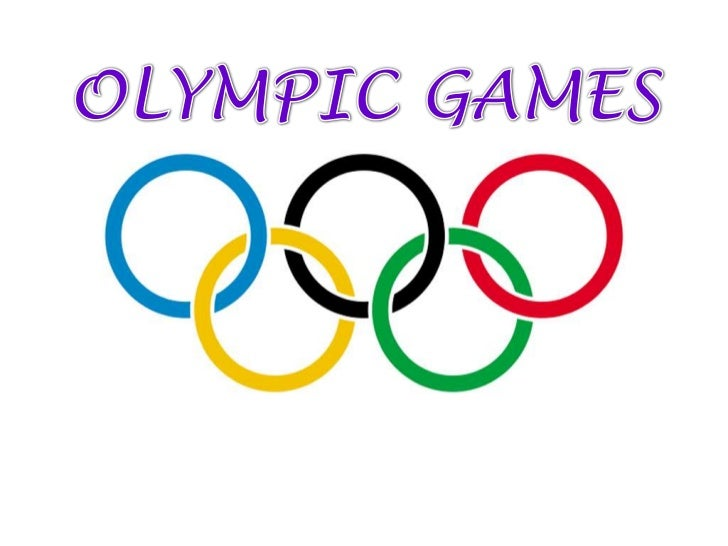 "HISTORY OF THE        OLYMPIC GAMES  The ancient Olympic Games, named  after the city held in ""Olympia"" were  religious fe..."
