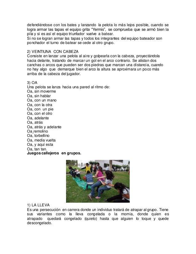 Juego De Baño Zona Norte:Juegos tradicionales del pacifico colombiano