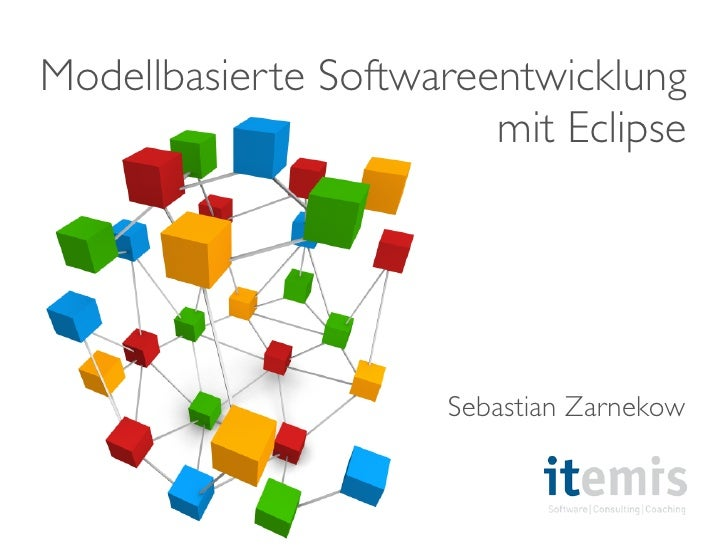 Model Driven Software Development                        with Eclipse                                Sven Efftinge        ...