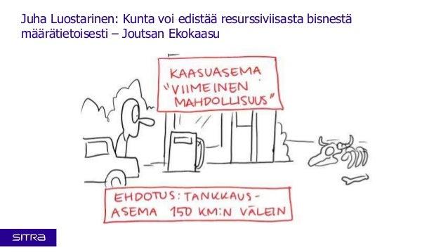 Juha Luostarinen: Kunta voi edistää resurssiviisasta bisnestä määrätietoisesti – Joutsan Ekokaasu