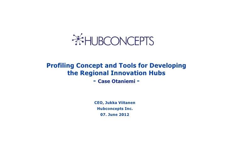 Jukka viitanen hub concepts