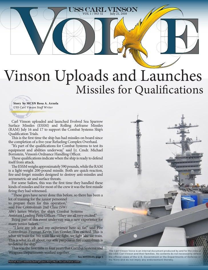 Jul 21 Vinson Voice