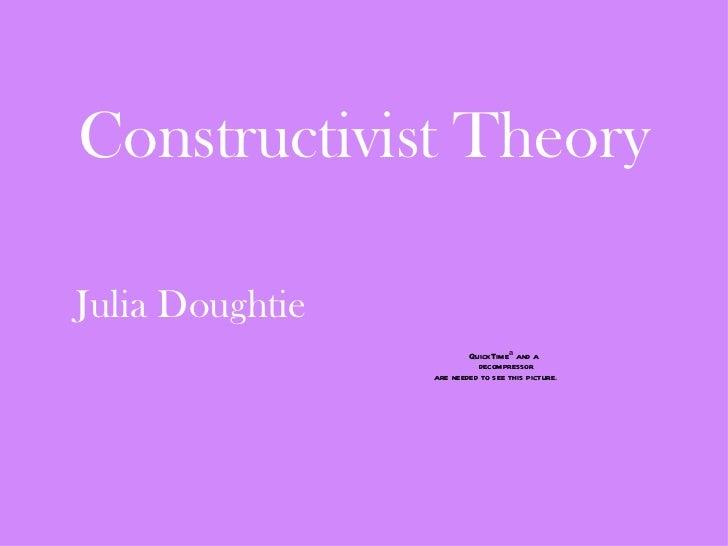 Julia doughtie Theory