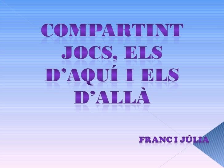 Julia i franc