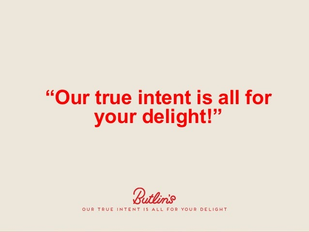 PPMA 2013 Annual Seminar - Our Tue Intent is all for your Delight - Julian Highfield & Beccy Richards