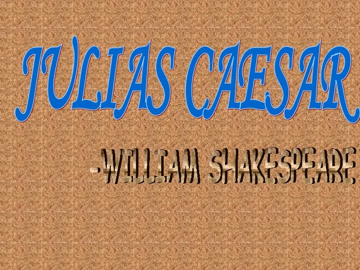 This play is dedicaTed To Juliuscaesar, The play by Williamshakespeare. The picTure is18Th cenTury and imagedisplayed repr...