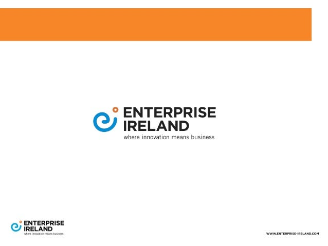 Building Business MomentumJulie SinnamonExecutive DirectorGlobal Business DevelopmentEnterprise IrelandBank of IrelandNati...