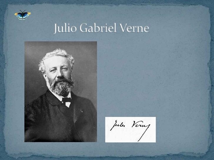Julio Gabriel Verne<br />