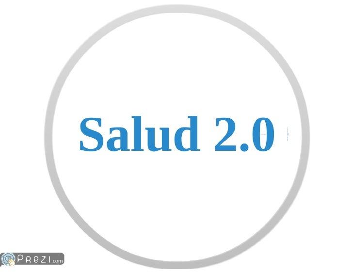 Salud 2.0: redes sociales y profesionales sanitarios