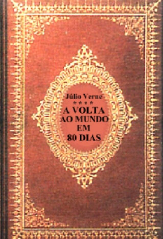 Julio Verne - A volta ao mundo em 80 dias
