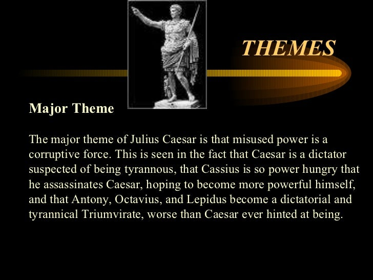 essays about julius caesar