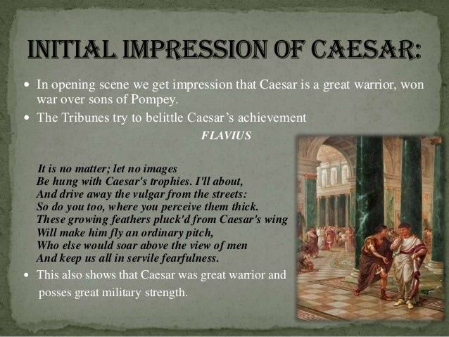 julius caesar personality traits Need help on characters in william shakespeare's julius caesar check out our detailed character descriptions from the creators of sparknotes.