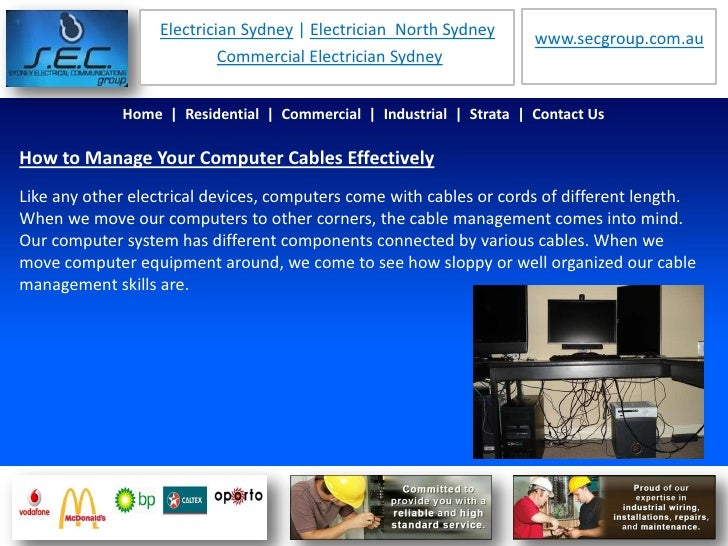 Electrician Sydney | Electrician North Sydney      www.secgroup.com.au                           Commercial Electrician Sy...
