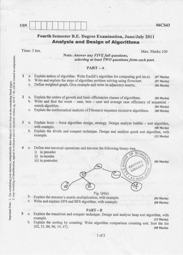 latest research papers in computer science 2012 Gate examination solved question papers (previous years) gate papers with answer keys graduate aptitude test in engineering.