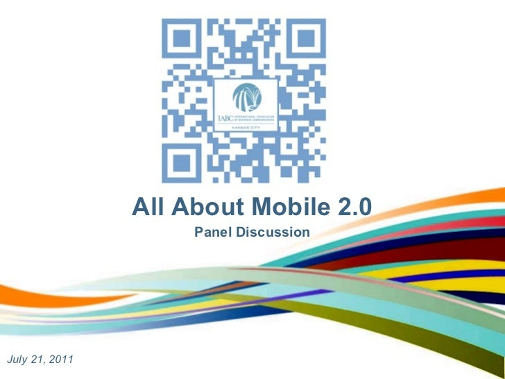 KC IABC July 21 mobile panel slides