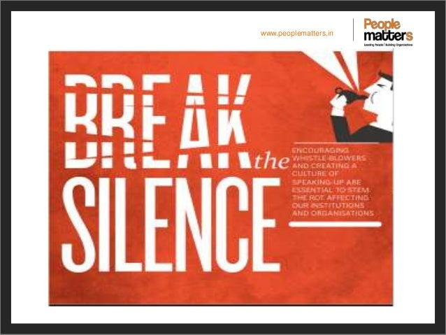 July cover story- Break the Silence