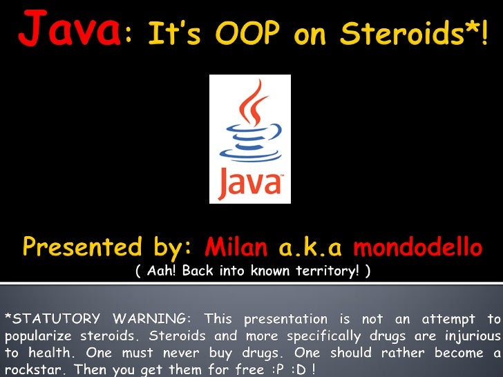  OOP: A rrrrapid review  C / C++ and now … err … Java?  Java: The new kid on the block!  Regular Feature: Some Gyaaan ...