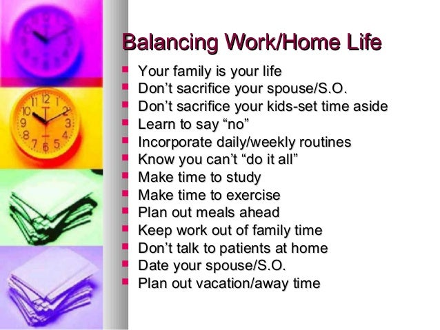 visitsemergency type visits 21 balancing workhome lifebalancing bring work home home