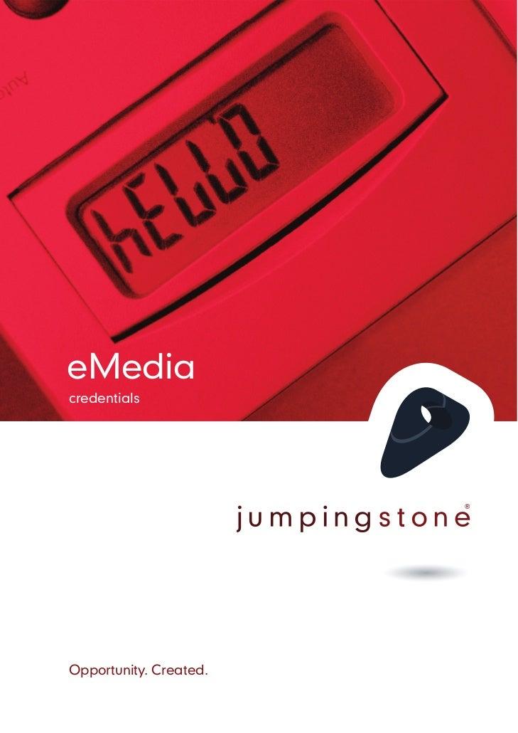 Jumpingstone Creds Emedia