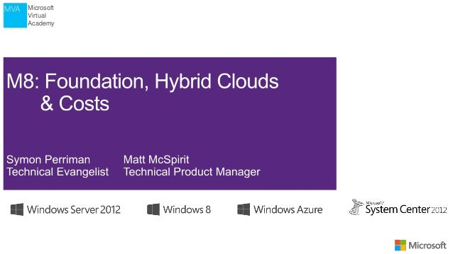 VMWARE Professionals -  Foundation Hybrid Clouds and Costs