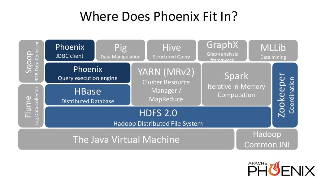 Where does Phoenix fit in?