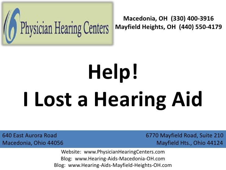 Macedonia, OH (330) 400-3916                                        Mayfield Heights, OH (440) 550-4179               Help...