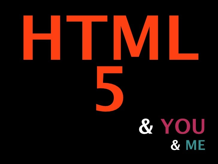 What designers need to know about HTML5 and CSS3