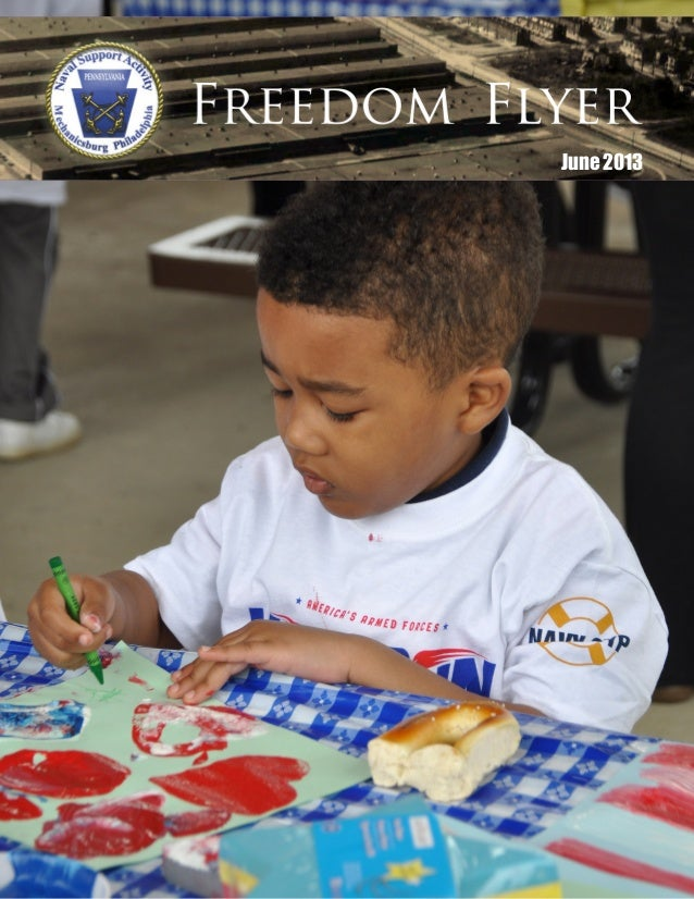 June 2013 NSAP Freedom Flyer