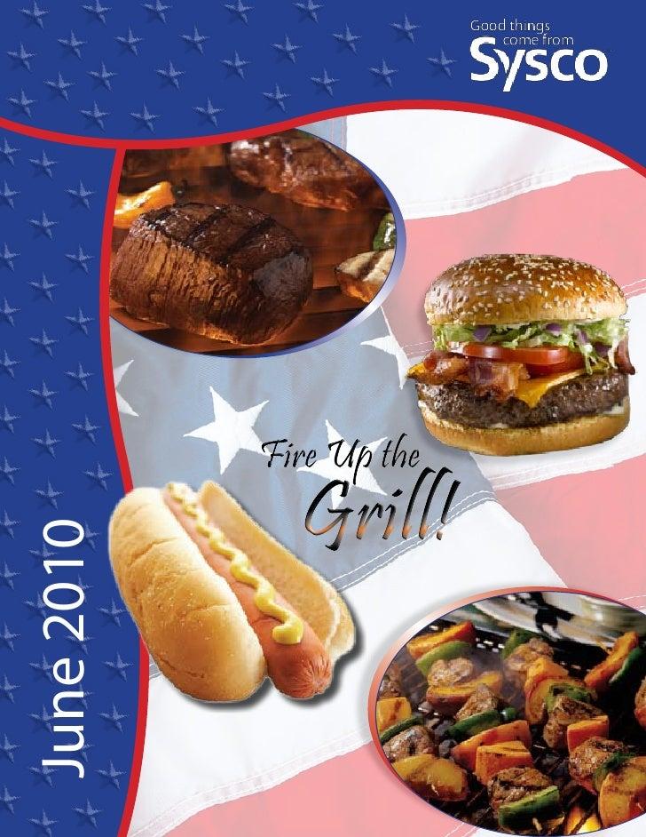 June 2010           Grill!