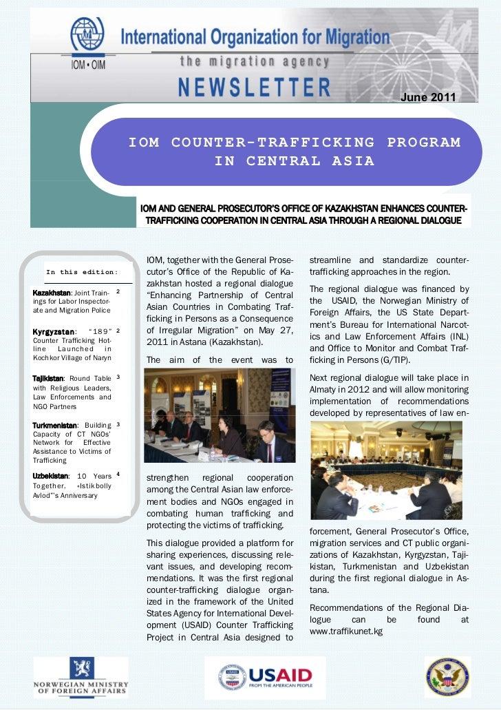 IOM CA June newsletter