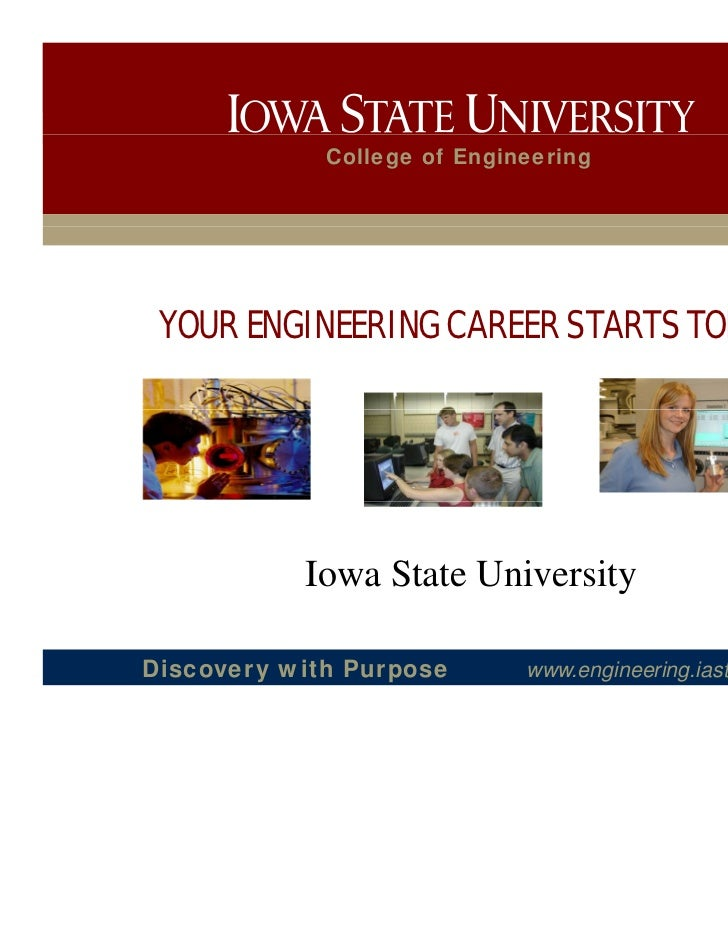 College of Engineering                          College of Engineering          YOUR ENGINEERING CAREER STARTS TODAY      ...