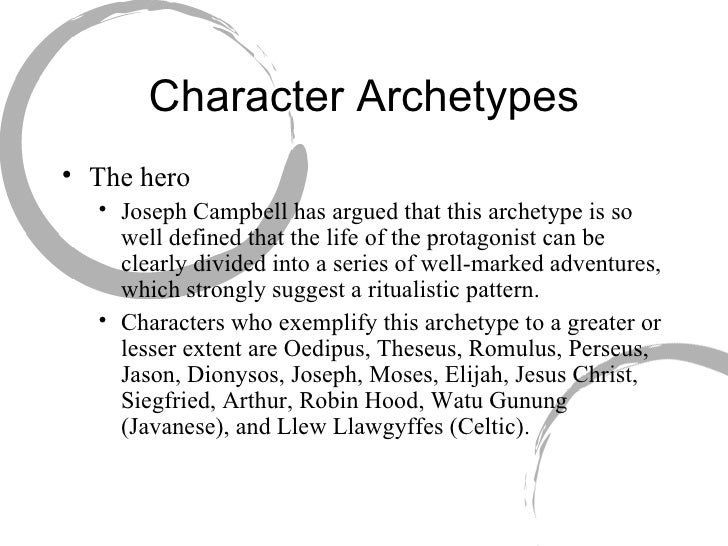 archetypal hero