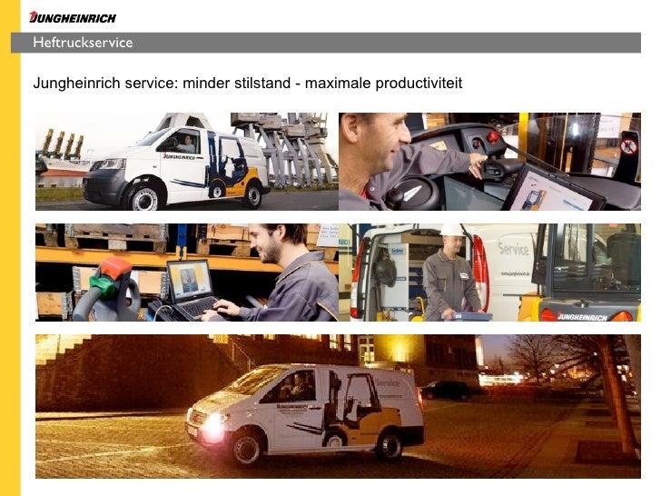 Jungheinrich service