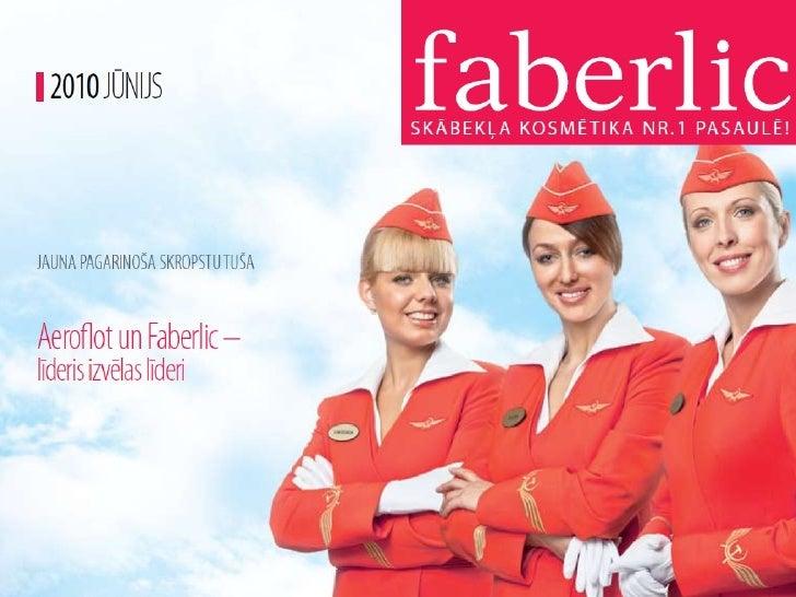 Faberlic June 2010 LV