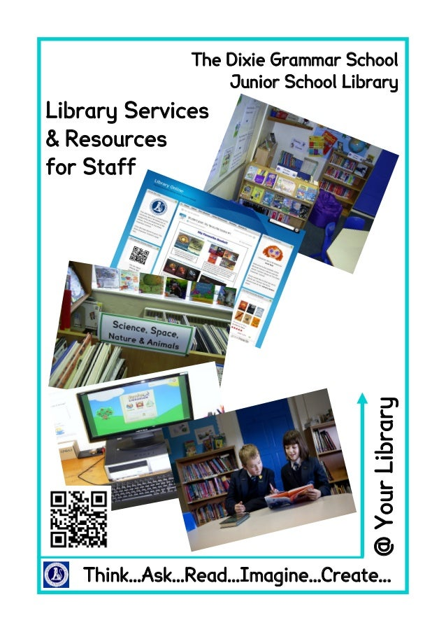 Junior Library Staff Guide