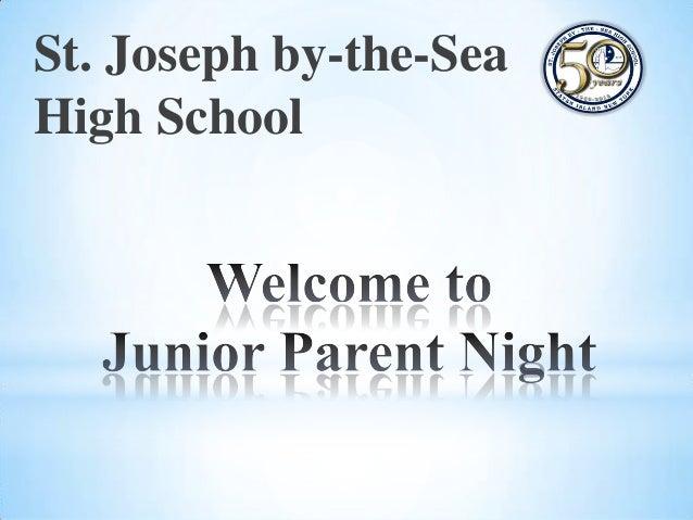 St. Joseph by-the-Sea High School