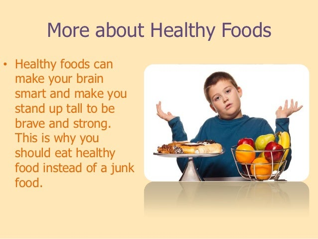 Why Do People Eat Healthy Food
