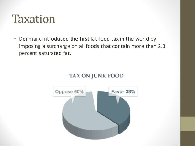 """fat tax outline Benefits of a tax on high fat foods, an outline - body: i the """"fat tax"""" or tax on food that contains more the 25% saturated fat, according to the herald sun in 2013."""