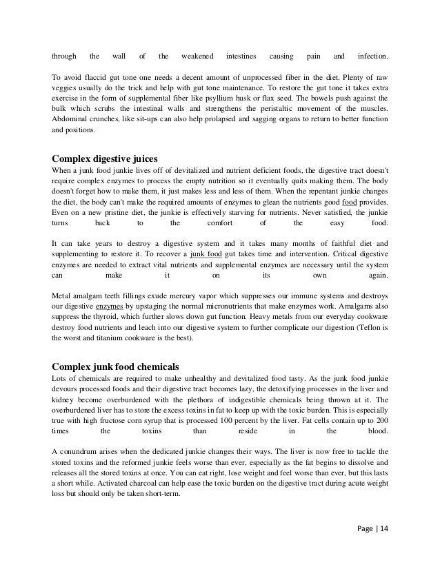 junk food essay co junk food essay