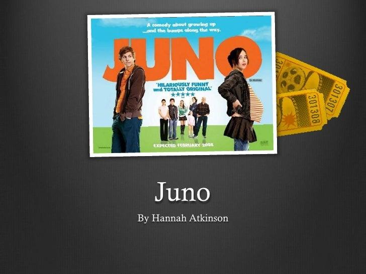 JunoBy Hannah Atkinson