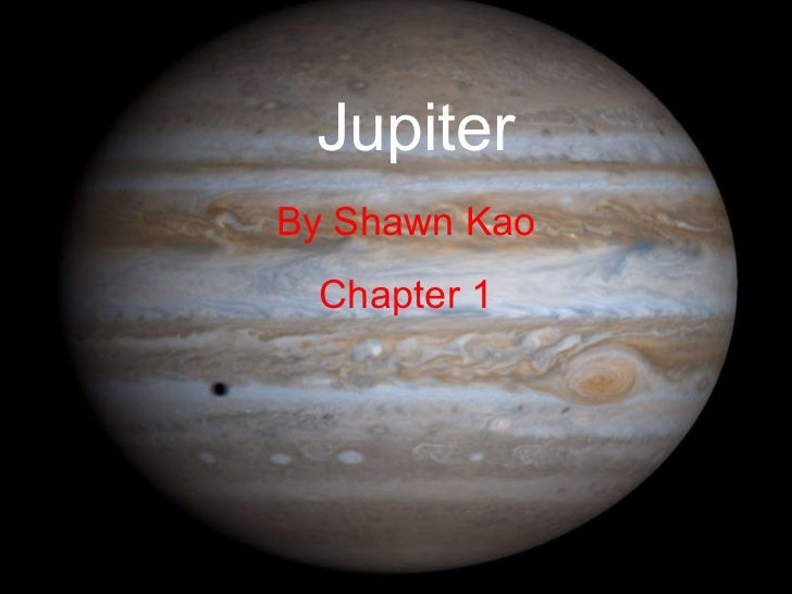 Jupiter By Shawn Kao Chapter 1