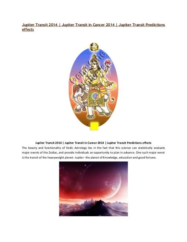 Vedic astrology jupiter transit in cancer 2014 review ebooks